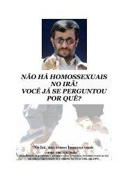 não há homossexuais no irã! - Centro de Mídia Independente