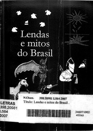 Lendas e Mitos do Brasil - UFMG