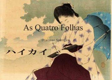 AS QUATRO FOLHAS - Biblioteca Virtual Celepar