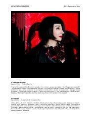 WWW.MISIA-ONLINE.COM 2011. Senhora da Noite 01. Fado das ...