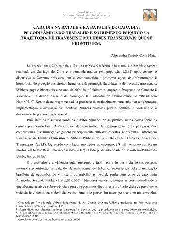 Alessandra Daniely Costa Maia - Seminário Internacional Fazendo ...