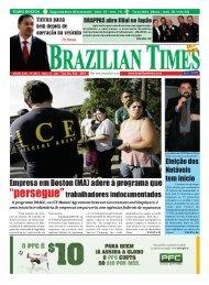 Eleição dos Notáveis tem início - Brazilian Times