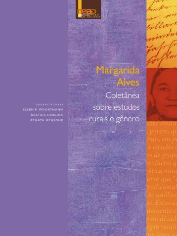 Margarida Alves - Ministério do Desenvolvimento Agrário