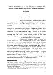 aspectos polêmicos e atuais da tutelas de urgência no ... - Lacier