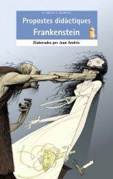 Frankenstein - Edicions bromera