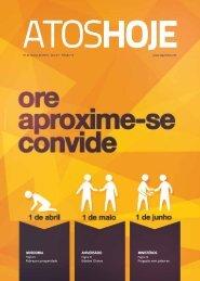 Atos Hoje Edição 13 - Lagoinha.com