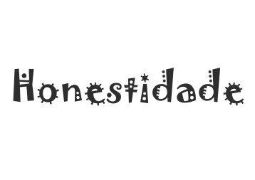 31º Honestidade - Projeto Valores Humanos