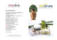 Pura Natura - Wellness Lachen, shanshui und Power Plate Center