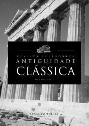 download edição completa - Antiguidade Clássica