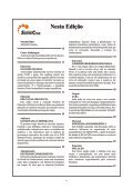 download da revista completa - Faculdades Santa Cruz - Page 6
