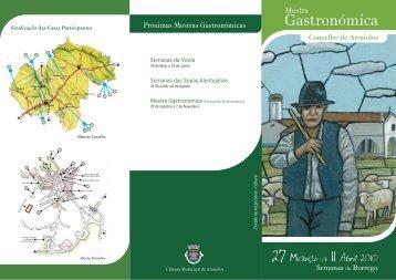Gastronómica - Câmara Municipal de Arraiolos