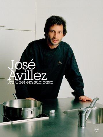 José Avillez, Um Chef em sua Casa