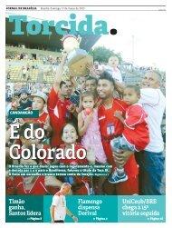 Timão ganha, Santos lidera Flamengo dispensa ... - Brasiliense