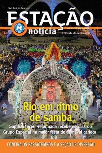 destaque - Academia do Samba