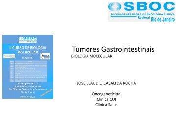 04_Biologia Molecular em Tumores Gastrointestinais-Dr ... - SBOC