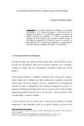 O Contrato de Seguro e a Regulação do Sinistro - IBDS