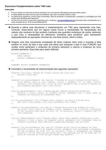 Plano de Aula - CAFW - UFSM