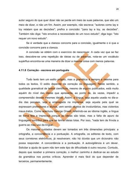 Manual para Monografias - Faculdades Borges de Mendonça