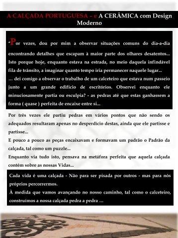 Cartazes da Exposição - A Calçada Portuguesa de Helena Almeida