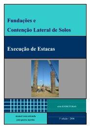 Execução de Estacas - Universidade Fernando Pessoa