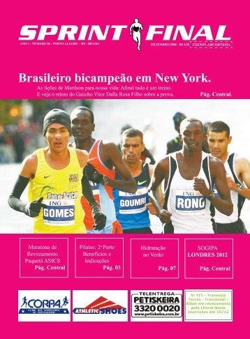 Edição 6 - Jornal Sprint Final