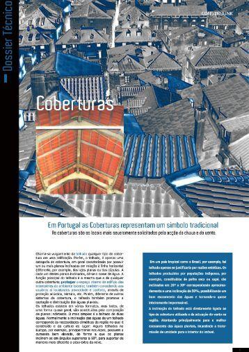 Coberturas - Construlink.com