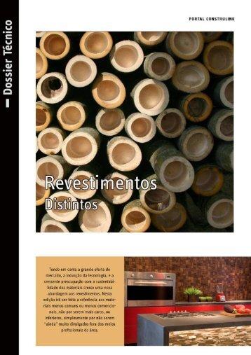 Revestimentos Distintos - Construlink.com
