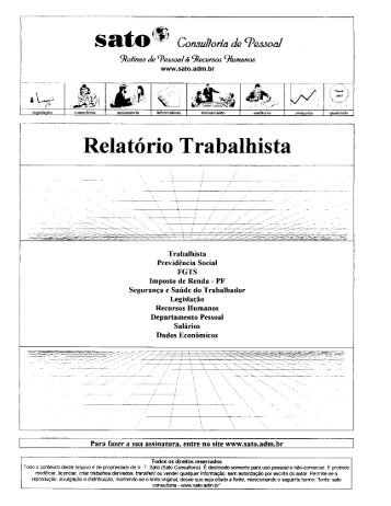029 - Sato Consultoria de Pessoal