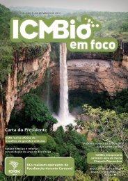 Carta do Presidente - ICMBio