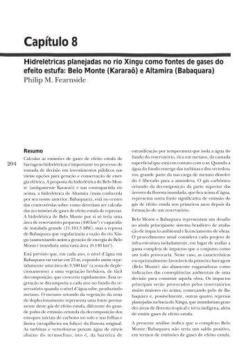 Capítulo 8 - Ecologia e Gestão Ambiental