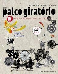 Download do catálogo impresso >> (12mb) - SESC