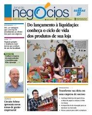 Jornal de Negócios 224 - Dezembro - Sebrae SP