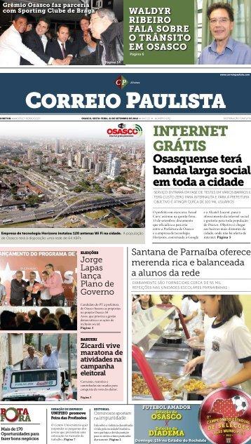 Criminosos apostam na impunidade - Correio Paulista