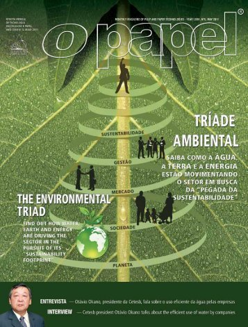 Efficient use of water - Revista O Papel