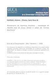 el documento - Biblioteca Digital - Universidad Católica Argentina