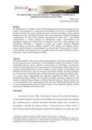 Hugo Leão Fonseca - XVIII Encontro Regional (ANPUH-MG)