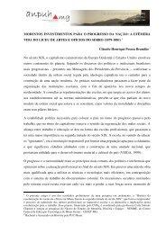 Cláudio Henrique Pessoa Brandão - XVIII Encontro Regional ...
