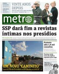 porto alegre - Metro