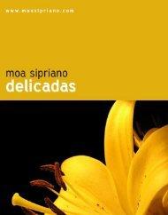 Delicadas - Moa Sipriano