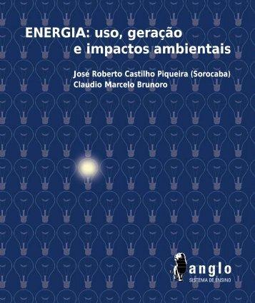 ENERGIA: uso, geração e impactos ambientais - A Graça da Química