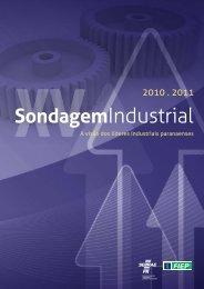 Sondagem Industrial 2010/2011 - Fiep