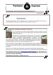 2012 Juni 01.pdf - Tierheim Wermelskirchen