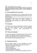 Manual de Adiantamento, Instruções e Modelos - Unesp - Page 7