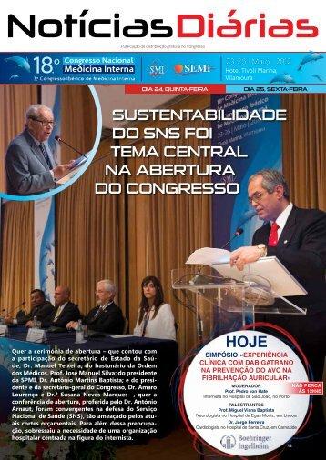 HOJE - Sociedade Portuguesa de Medicina Interna