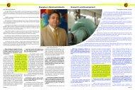 Pesquisa e Desenvolvimento Research and Development - CERPCH