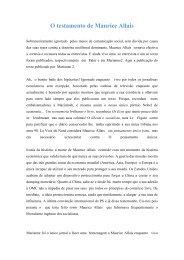 O testamento de Maurice Allais.pdf - Adelino Torres