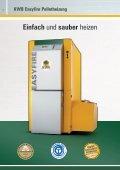 Pelletheizung KWB Easyfire 8-35 kW - Jenni Energietechnik AG - Seite 2