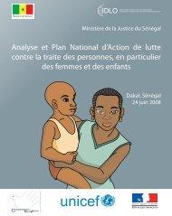 Analyse et Plan National d'Action de lutte contre la traite des ... - IDLO