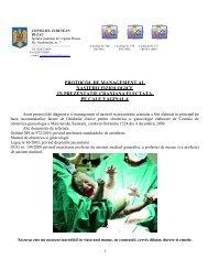 protocol de anagement al nasterii fiziologice in prezentatie craniana ...