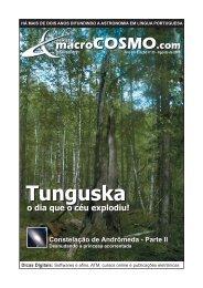Revista Macrocosmo - Portal Geo Brasil